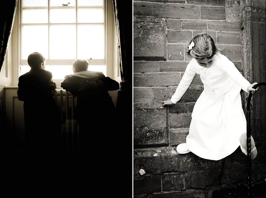 Artistic wedding photographer London