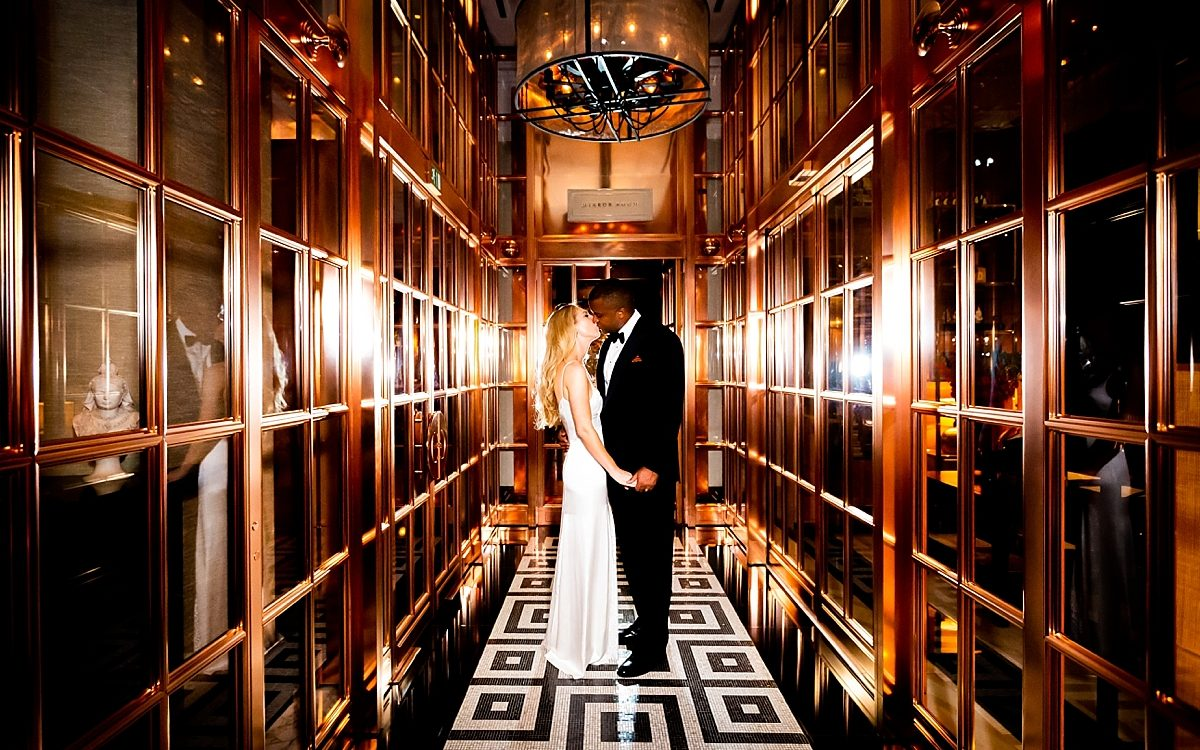 Obi & Eva - The Rosewood, London
